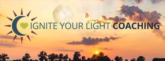 Ignite Your Light Coaching